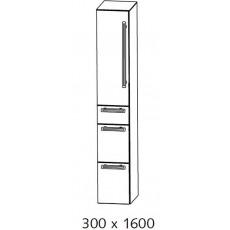 Высокий шкаф Puris арт. HNA 093A 7М