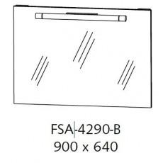 Зеркало Puris Cool Line арт. FSA 4290 B/722/161