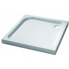 Душевой поддон Huppe Verano 235012.055 100x100 с формованной передней панелью