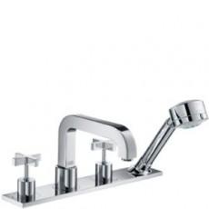 Смеситель AXOR Citterio 39452000 для ванны и душа внешняя часть