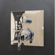 Смеситель AXOR Citterio Highflow арт. 39720000 для ванны и душа, внешняя часть