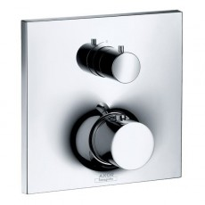 Смеситель AXOR Massaud 18750000 для ванны и душа термостатический внешняя часть