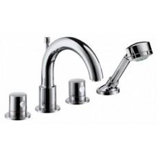Смеситель AXOR Uno 2 38454000 для ванны и душа внешняя часть