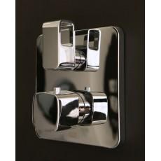 Смеситель AXOR Urquiola, арт. 11733000 для ванны и душа (внешняя часть)