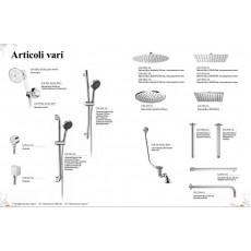 Гигиенический душ Cezares Articoli Vari IF-02 со шлангом 120 см, бронза, без держателя