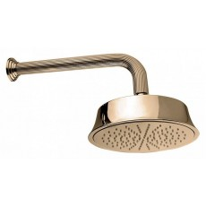 Верхний душ Cezares  цвет бронза