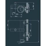 Cмеситель Edelform Emerald EM1810 для ванны/душа