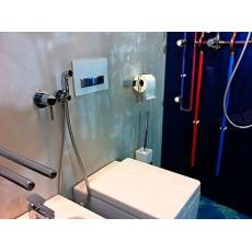 Гигиенический набор Kludi Bozz, 389990576 (4 в 1) VSTV