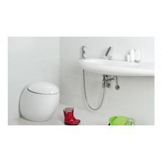 Смеситель Oras Alessi 8502F для раковины  с гигиеническим душем