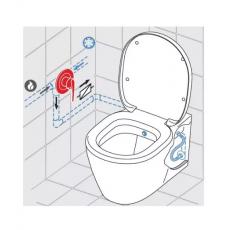 Унитаз Ideal Standard Connect E781901 подвесной с гигиеническим душем