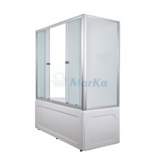 Ванна 1MarKa AGORA, прямоугольная, 170*75 см