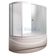 Ванна 1MarKa CATANIA, асимметричная, левая/правая, 150*105 см