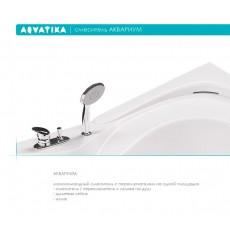 Ванна акриловая Акватика Альпина 170*110*67 см