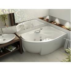Ванна акриловая Aquatek Вега 170*105 см