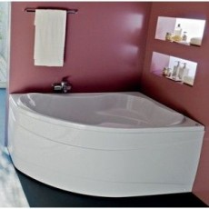 Ванна акриловая Bas Вектра (Vektra) L/R 150*90 см