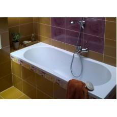 Ванна прямоугольная Cersanit NIKE, арт. 301027, белая, 150*70 см