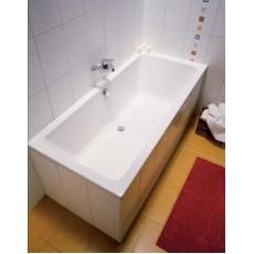 Акриловая ванна Gustavsberg Artic BA180ARC2W-01 180*80 см