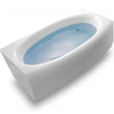 Акриловая ванна Ravak Evolution C101000000, 180*102 см