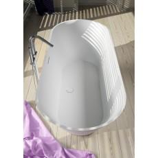 Ванна Riho Barcelona BS0500500000000 из литого мрамора 170*70