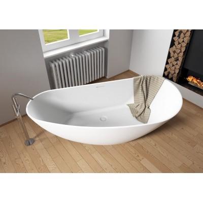 Ванна Riho Granada из литого мрамора овальная 190*90 BS1500500000000