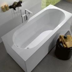 Квариловая ванна Villeroy&Boch Oberon UBQ170OBE2V-01, 170*75 см