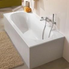 Ванна акриловая Villeroy&Boch Oberon BQ180OBE2V 180*80 см, белая / старвайт
