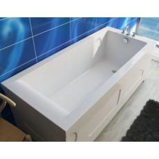 Ванна из литьевого мрамора Эстет Дельта 160А 2-0014, 160*70 см