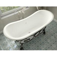 Ванна из литьевого мрамора Эстет Бостон 2-0010, 180*74 см