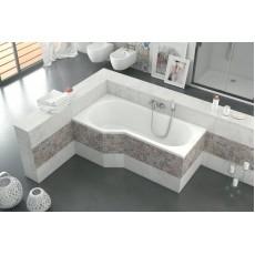 Ванна акриловая Excellent Be Spot L/R WAEX.BSL16WH/WAEX.BSP16WH, 160x80 см