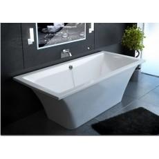 Ванна из литьевого мрамора Astra-Form Лотус 185*85 см