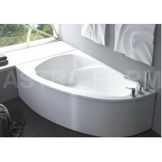 Ванна из литьевого мрамора Astra-Form Тиора 155*105 см (левая/правая)
