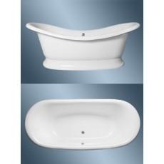 Ванна из литьевого мрамора Astra-Form Мальборо 189*87 см