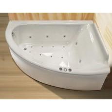 Ванна из литьевого мрамора Astra-Form Анастасия 182*125 см (левая/правая)