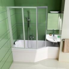 Ванна Ravak BeHappy 150*75 R/L, арт.С121000000