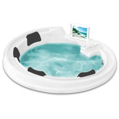 Акриловая ванна Gemy G9090 O White