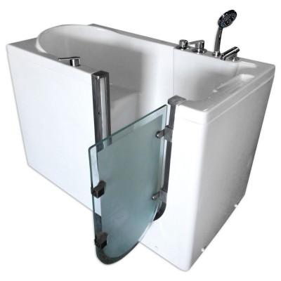Акриловая ванна Gemy GO-03 E L