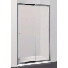 Душевая дверь в нишу RGW Classic CL-12 1100x1850 стекло шиншилла