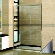 Душевая дверь в нишу RGW Classic CL-11 (1060-1110)х1850 стекло шиншилла