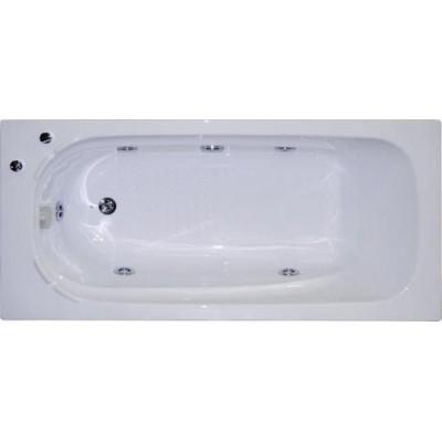 Акриловая ванна Bellrado Оптима 1500x700 С экраном