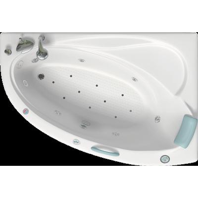 Акриловая ванна Bellrado Глория 1650x1100 С экраном