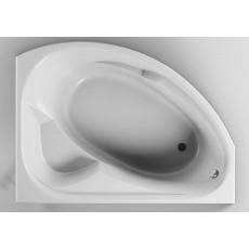 Акриловая ванна AquaVel Мелания 160x118
