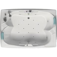 Акриловая ванна Bellrado Пати 2090x1460 С экраном