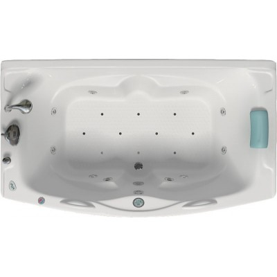 Акриловая ванна Bellrado Сенатор 1895x1090 С экраном