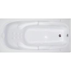 Акриловая ванна Bellrado Иллюзия 1680x795 С экраном