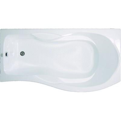 Акриловая ванна Bellrado Милен 1695x885 С экраном