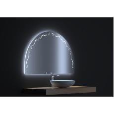 Зеркало  De Aqua  Эскалада  117 NEW с LED подсветкой