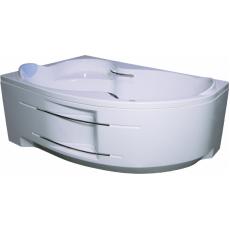 Акриловая ванна Bellrado Индиго 1600x1005 С экраном