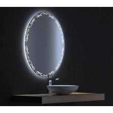 Зеркало  De Aqua  ДЕКОР  с LED подсветкой