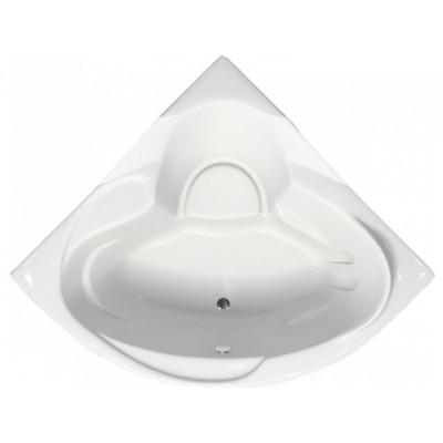 Акриловая ванна Bellrado Оскар 1425 x1425 С экраном