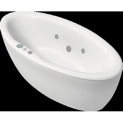 Акриловая ванна Bellrado Катрин 1845x905